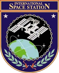 Logo de la Station Spatiale Internationale